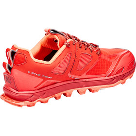 Altra Lone Peak 4.5 Trail Running Shoes Women, poppy